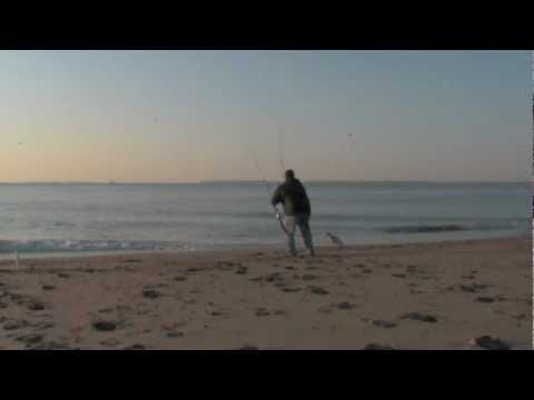 Morning Blues: Surf Fishing NYC