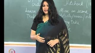 Mod-01 Lec-31 Auteur Theory In The USA (contd...)