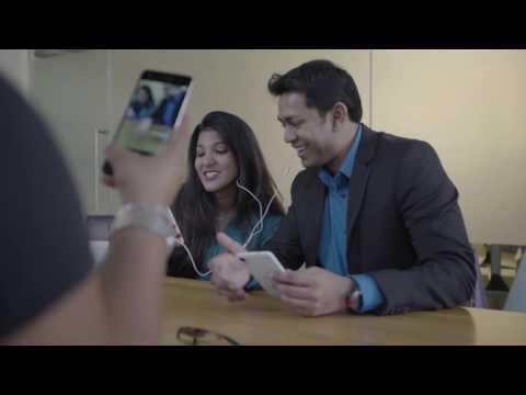 HTC Desire 10 lifestyle - prezentacja funkcji audio