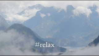 Misty Inlet | Relaxation Video (1080HD) | Time Lapse Using Sony Cyber-shot DSC-HX400V