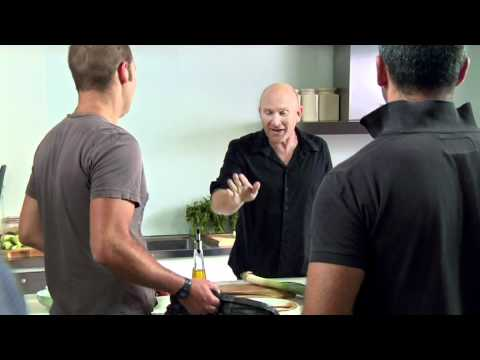 Masterchef Judge Loses It