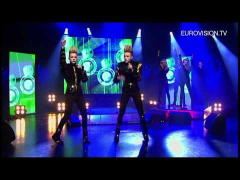 Ireland 2012: Jedward | Waterline