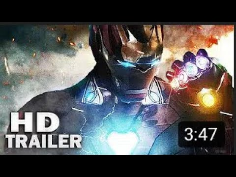 NEW LEAKED VERSION AVENGERS 4 TRAILER - END GAME (2019)