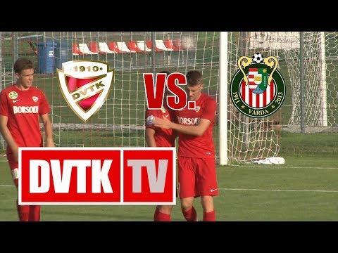 2018. július 4. | DVTK - Kisvárda 1-2 (1-0)