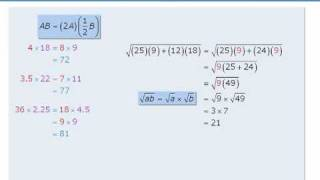 GMAT Math Tip - Multiplying By Doubling And Halving
