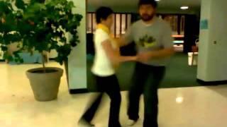 Lindy Hop Lesson 12/9/10