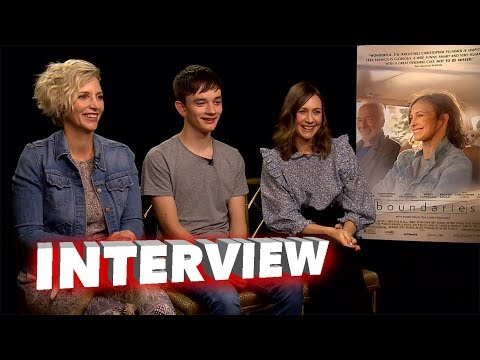 Boundaries: Exclusive Interview with Shana Feste, Lewis MacDougall and Vera Farmiga | ScreenSlam