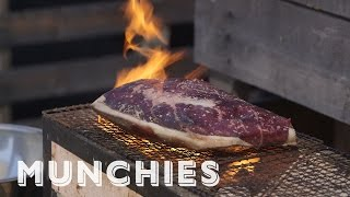 How-To: Make Roasted Beef Rump Cap with Analiese Gregory by Munchies