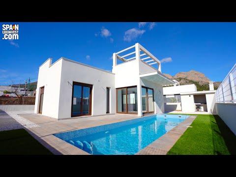 320000€/Недвижимость в Испании/Недорогой дом в Испании/Дома в Полопе/Купить дом в Испании недорого