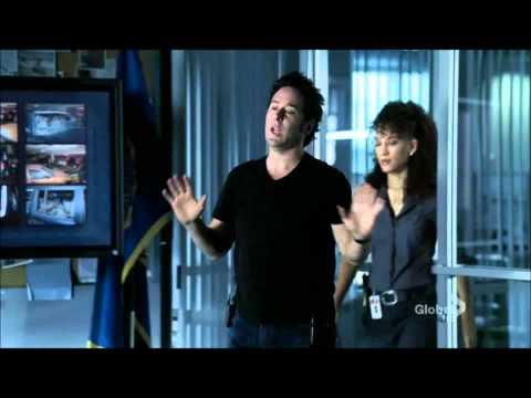 Numb3rs - Charlie & Amita - Kidnapped
