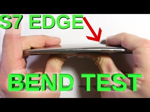 , title : 'Galaxy S7 Edge - Bend Test, Scratch test, Burn Test'