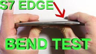 Brand new phones means brand new tests... Lets see how the Galaxy S7 survives my durability tests. First we will take my scratch tools to tell where the phon...