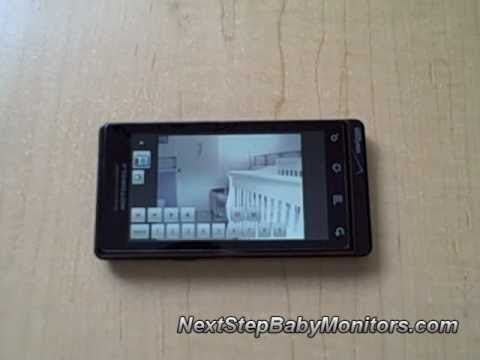 (OLD) NextStepIP –  Android, iPhone, iPad Video Baby Monitor