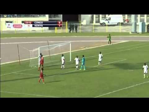 CONGO Vs KENYA 1 – 1 (AFCON 2017 QUALIFIERS)