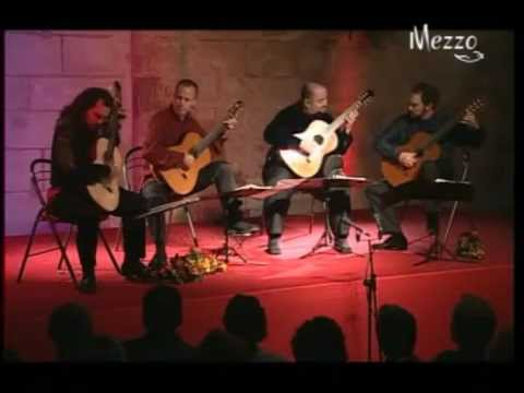 guitarquartet - LAGQ - William Kanengiser, Scott Tennant, John Dearman, Andrew York.