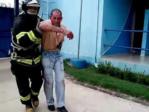 BOMBEIRO E SAMU BRAGANCA PAULISTA - SIMULADO P1