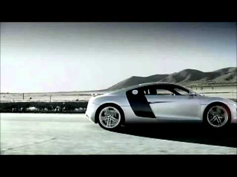 Audi R8 official commercial/video