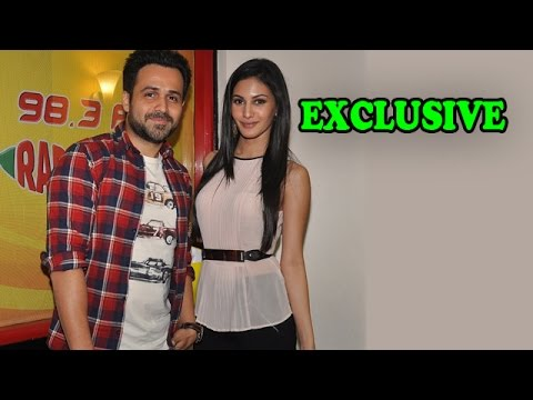 Amyra Dastur On Her Sizzling Chemistry With Emraan Hashmi In Mr.X
