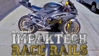 10. Impaktech Race Rails - 2014 Yamaha R6