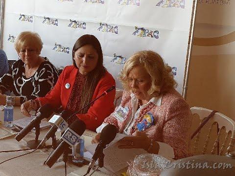 Entrevista Carnavalera a Bella López Presidenta FIPAC
