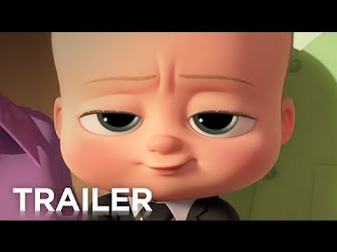DreamWorks' The Boss Baby - Trailer 1 | Indonesia