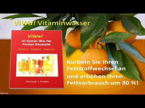 ViWa! Vitaminwasser: Endlich Schluss mit langweiligem Wassertrinken