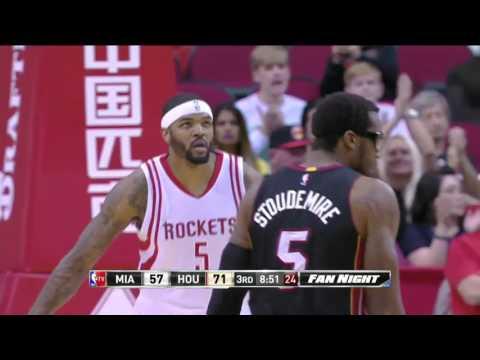 NBA Highlights: Heat @ Rockets 2/2/2016