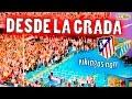 Desde la grada - Atleti vs Málaga 29/10/16  - Vídeos de La Afición del Atlético de Madrid