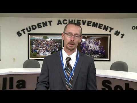 The Pulse: Superintendent Wade Smith, November 2016