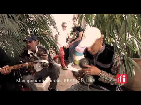 WILL CALHOUN et MUSTAPHA BAQBOU en live à Essaouira