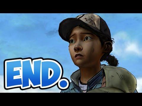 The Walking Dead: Season 2: Episode 5 – Part 4 – Ending – Final – MANLY TEARS.