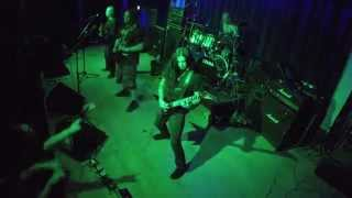 Cruciation - Tribulation - 08/03/14 Wow Hall, Eugene, OR