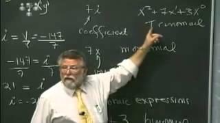 Lecture 14: Math 020 Pre Algebra
