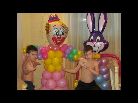 Веселые конкурсы на день рождения 6 10 лет