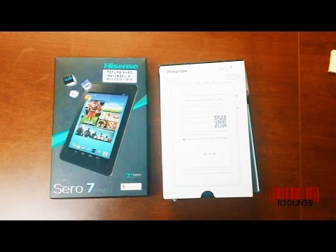 R3DLIN3S - Hisense Sero 7 Pro - 7 Inch Tablet Unboxing unboxing of hisense sero 7 pro 7 inch tablet 7 inch tablet hisense sero 7 pro inch tablet unboxing. R3DLIN3S redl...