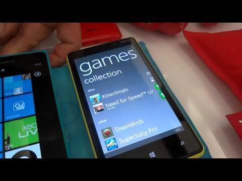Ekran Nokia Lumia 820 można obsługiwać nawet kluczami!