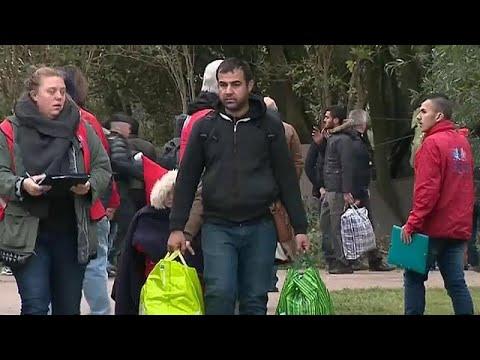Δουνκέρκη: Οι αρχές εκκένωσαν καταυλισμό μεταναστών