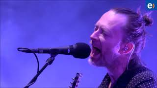 Radiohead - Let Down live Chile 2018 (Festival SUE) 1080p HD