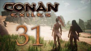 Conan Exiles — прохождение игры на русском — Новый Асгард [#31]   PC