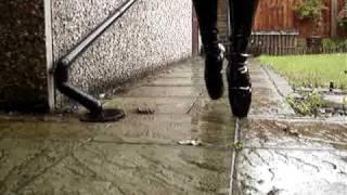 Devious 3000 Thigh Length Ballet Boots