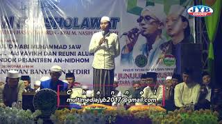 Download Lagu KH  Anwar Zahid TERBARU 17 NOVEMBER 2017 BANYAKAN KEDIRI Mp3
