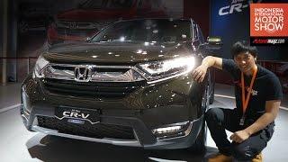 Video FI Review Honda CR-V Turbo Prestige 2017 CKD Indonesia by AutonetMagz MP3, 3GP, MP4, WEBM, AVI, FLV Oktober 2017