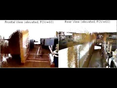 hizook - This video shows a depth camera (eg. Microsoft's Kinect) performing simultaneous localization and mapping (SLAM). Learn more at Hizook.com: http://www.hizook...