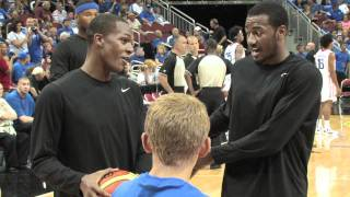 Rajon Rondo and John Wall Talk Point Guard Skills