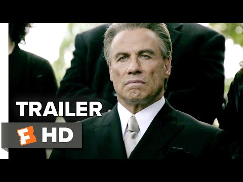 Movie Trailer: 'Gotti' Biopic (John Travolta)