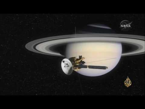 العرب اليوم - شاهد: المركبة الفضائية كاسيني تنهي مهمتها إلى كوكب زحل