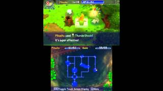 Pokémon Mystery Dungeon Gates To Infinity 3DS Direct Download Game