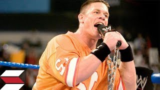 """top 10 famous wwe wrestlers who did their own Entrance songsSubscribe to TheSportster http://goo.gl/mZKUfd For copyright matters please contact us at: david.f@valnetinc.com Although it's hard to believe now, prior to the 1980s, few wrestlers used special entrance songs as they made their way to the ring. Apparently, Gorgeous George used to enter to """"Pomp and Circumstance"""" way back in the 1950s and Sgt. Slaughter used the """"Marines Hymn"""" in his early wrestling career in the '70s, but other than that, the examples are few and far between.Fast forward a bit to the 1980s and suddenly there was much more of an emphasis on creating interesting or outlandish gimmicks for each individual wrestler, and thus music was used to help differentiate between the competitors and announce their arrivals...especially when they unexpectedly crashed a match. This time is referred to as the """"Rock 'n' Wrestling Connection"""" because WWE and the music industry often teamed up for matches, events, and the release of numerous records. It even spawned the animated CBS show """"Hulk Hogan's Rock 'n' Wrestling.""""Although wrestlers often elected to choose popular radio hits, copyright issues eventually led to promotions creating their own music - which, in WWE's case, fell on the shoulders of Jimmy Hart and Jim Johnson. However, in an effort to personalize the songs even further, some of the more musically inclined wrestlers have actually performed on their own songs, and in a few cases, they even wrote and composed the music. Since nowadays every wrestler and authority figure has his or her own music - from The Undertaker's creepy dirges to Triple H's Motörhead anthems to John Cena's catchy raps - it might be difficult to keep track of all the different songs and who created and recorded them. To help out, here are 15 wrestlers you didn't know performed their own entrance themes.For more videos and articles visit:http://www.TheSportster.com"""