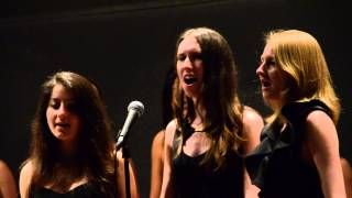 Breezeblocks - Alt-J -Princeton Tigressions A Cappella