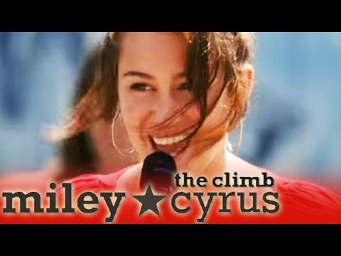 Miley Cyrus: The Climb - Soundtrack aus Hannah Montana Der Film   Disney HD